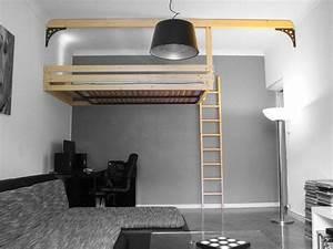 Fabriquer Une Mezzanine Soi Même : fabriquer meuble cuisine soi meme 7 construire une ~ Premium-room.com Idées de Décoration