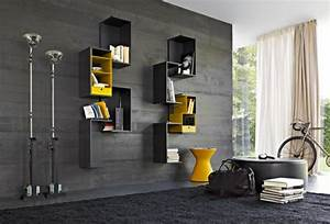 Meuble Deco Design : meuble design unique modules forte piano de molteni ~ Teatrodelosmanantiales.com Idées de Décoration