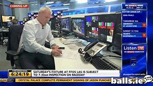 GIF: This Is Jim White on Transfer Deadline Day Before He ...