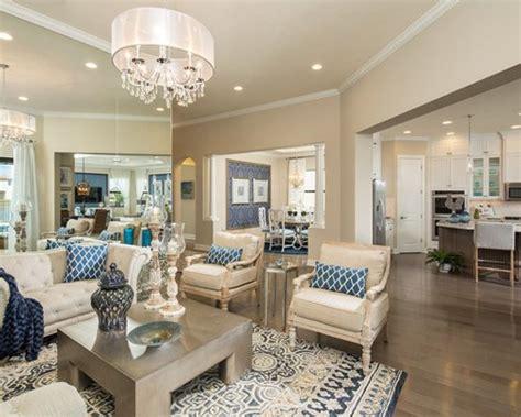 model home interiors  perla lichi coastal modern