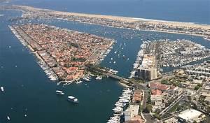 Living In Newport Beach Lido Isle Aerial Renee West