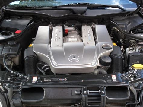 Only the engine changed because the perfromance figures where exact the same on paper. 2003 Mercedes C32 AMG 73K with Warranty - MBWorld.org Forums