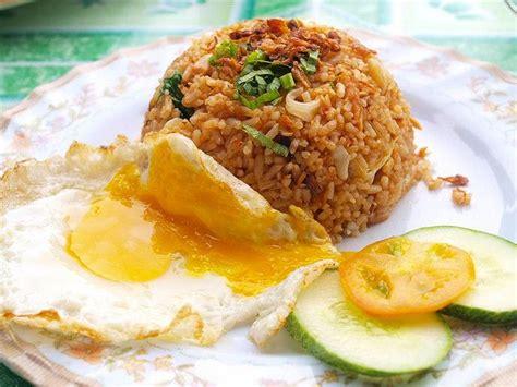 recette riz sauté à l 39 indonésienne nasi goreng