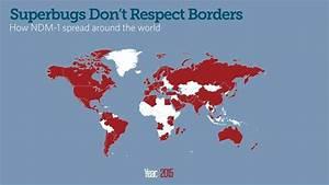 Superbugs Don U2019t Respect Borders
