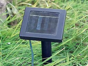 Led Lichterkette Solar : lunartec solar led lichterkette 5 m mit 50 bunten leds ~ Eleganceandgraceweddings.com Haus und Dekorationen