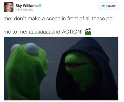 Evil Kermit Memes - funniest good kermit evil kermit memes bossip