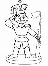 Tin sketch template