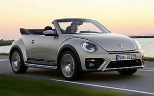 Volkswagen Beetle Dune Cabriolet (2016) Wallpapers and HD
