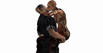 Mass Jack Effect Shepard Kiss Renegade Pt2