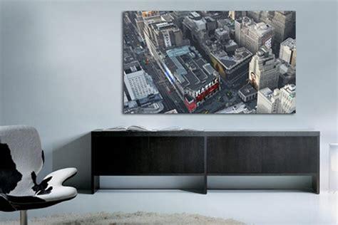 chambre design gris tableau york by damien seppoloni izoa