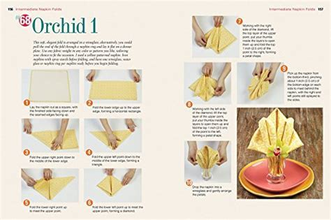 Top 100 Step by Step Napkin Folds: More Than 1,000