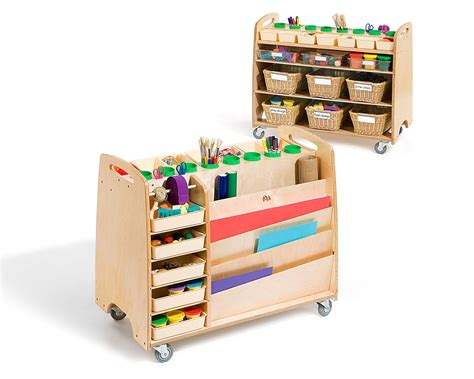 Help Yourself Trolley; Appealing And Childfriendly