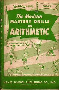 The Modern Mastery Drills In Arithmetic Book 4  1975  Vintage Text Book  With Images