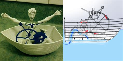 3d Printed Boat by A Sinking 3d Printed Boat Is One Of The Winners In The