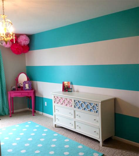 large horizontal striped kids room palatine il home