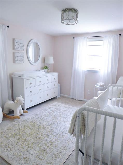 ideas  white nursery  pinterest baby