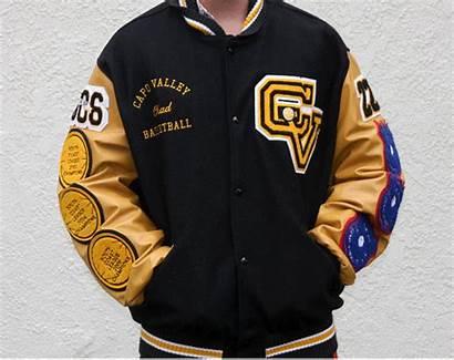 Letterman Jackets Valley Jacket Varsity Capo Capistrano