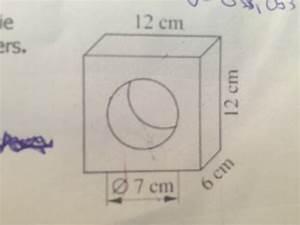 Oberfläche Eines Würfels Berechnen : oberfl che eines quaders mit bohrung berechnen mathelounge ~ Themetempest.com Abrechnung