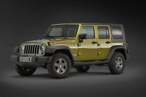 2010 Jeep Wrangler Mountain Edition Review