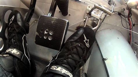 Feverish Footwork In This Nascar Footcam!turnology