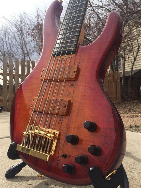 Bossa Bass OBJ5E   Reverb