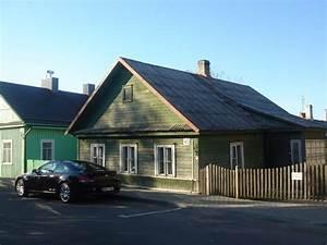 Maison Bois Kit Lituanie