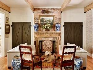 Southern, Living, House, Plans, Cottage, Plan, Family, Living, Rooms