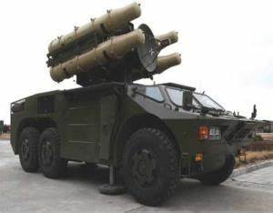 FM-90 surface to air missile weapons systems