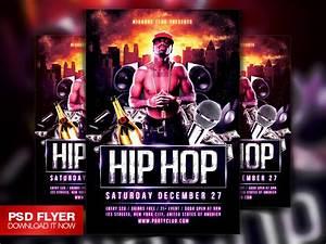 Underground hip hop rap flyer template psd by art miranax on deviantart for Hip hop psd