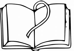 Open book book clipart black and white - Cliparting.com
