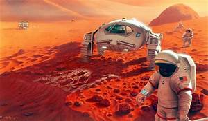 First step to colonizing Mars? Dutch company offers one ...