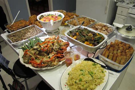 Asian party food recipes ideas