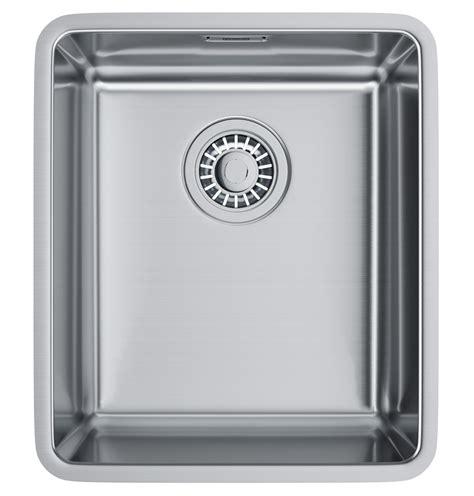 34 stainless steel kitchen sink franke kubus kbx 110 34 stainless steel undermount kitchen