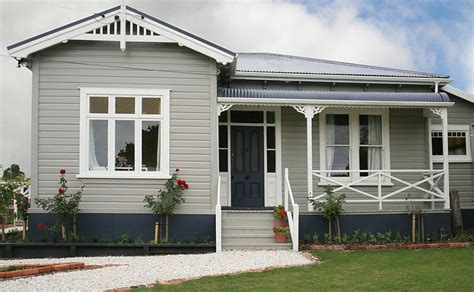 cocoscollections result for renovated bungalows nz cottage exterior paint