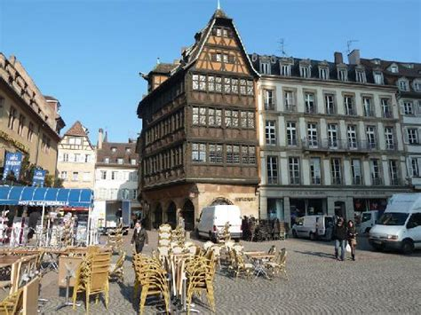 the hotel and the maison kammerzell picture of hotel cathedrale strasbourg tripadvisor