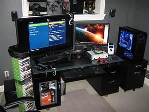 Gaming Pc Mieten : gaming setups gaming setup gaming set ups pinterest ~ Lizthompson.info Haus und Dekorationen