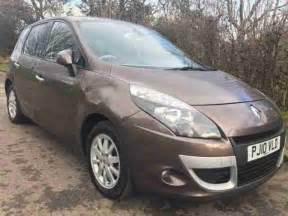 renault scenic 1 5dci 106bhp privilege tom tom car for sale