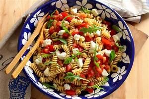 Salade Originale Pour Barbecue : recette salade de p tes comme en italie en pas pas ~ Melissatoandfro.com Idées de Décoration