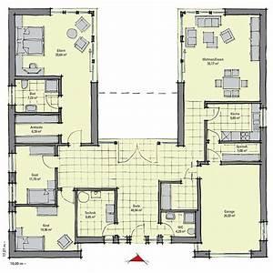 Modernes Haus Grundriss : die 25 besten haus bungalow ideen auf pinterest ~ Lizthompson.info Haus und Dekorationen