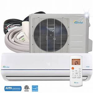 18000 Btu Ductless Ac Mini Split Air Conditioner And Heat Pump 893088008088