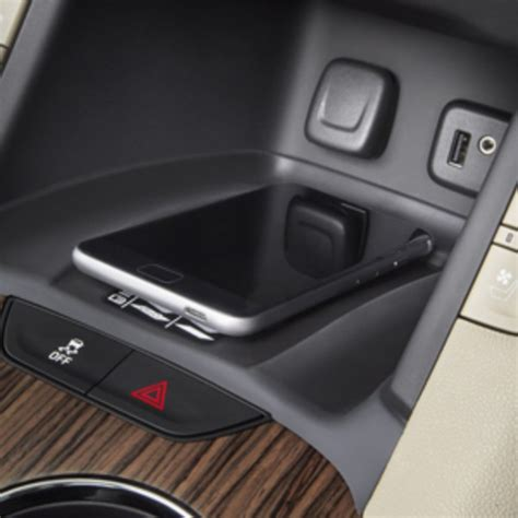 acadia denali wireless charging system shopgmcpartscom