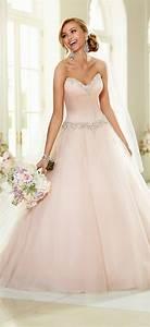 stella york spring 2015 bridal collection belle the magazine With stella wedding dress
