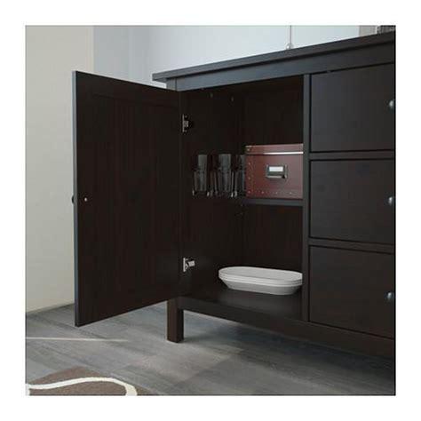 Black Brown Sideboard by Hemnes Sideboard Black Brown 803 092 55 Reviews Price