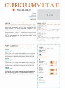Cv and resume templates word indesign illustrator for Free dynamic resume templates
