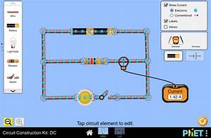 Circuit Construction Kit  Dc - Series Circuit