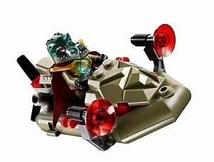 Lego 70006 Legends of Chima – Cragger's Croc-Boat ...