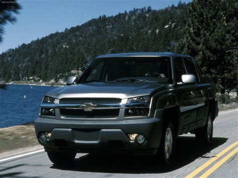 Chevy Avalanche 2002 by Chevrolet Images Chevrolet Avalanche 2002 Hd Wallpaper