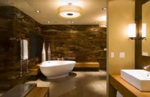 badezimmer aus holz 105 badezimmer design ideen stein und holz kombinieren