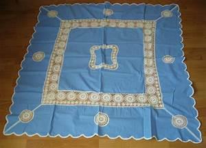 Tischdecke Mit Spitze : alte tischdecke mit spitze handarbeit sch ne antike ~ Lizthompson.info Haus und Dekorationen