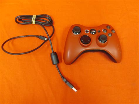 Scuf Xbox 360 Complexity Hybrid Wired Controller Red Modded